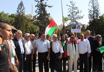 وقفات بغزة ورام الله للمطالبة بإنهاء الإنقسام الفلسطيني