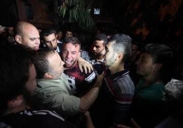 غزة تودع ثلاثة من أبنائها