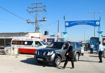 36 قنصلاً قنصلا من الدبلوماسيين الأوروبيين والأجانب يصلون غزة