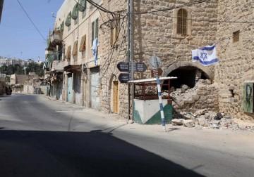 مشاهد من البلدة القديمة ومحيطها في الخليل