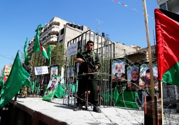 غزة: مسيرة القوى الوطنية والإسلامية لـ