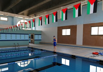 السباحة ماري الأطرش تمثل فلسطين في ريو