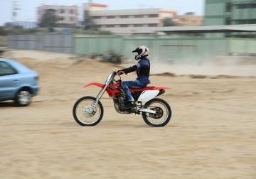 هواية ركوب الدرّاجات الناريّة
