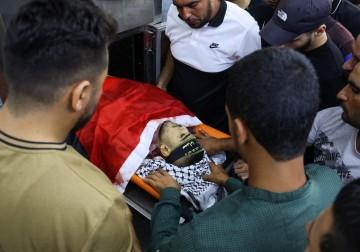 تجهيز جثمان الشهيد علاء زيود من جنين ولحظات وداعه قبل دفنه