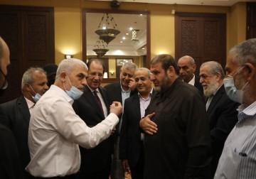اللواء المصري عبّاس كامل يزور غزة ويجتمع بالفصائل