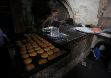 كعك العيد في نابلس