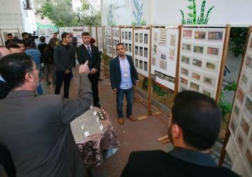 افتتاح معرض للعملات والطوابع لأول مرة بفلسطين