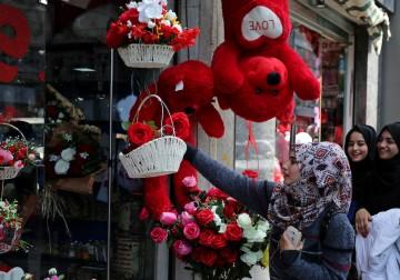 14 فبراير 2018 - رغم الجراح.. عيد الحب يزُور غزة!