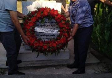 احياء الذكرى الـ35 لانطلاقة جبهة المقاومة الوطنية اللبنانية