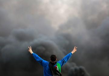 12 يناير .. مواجهات مع الاحتلال على نقاط التماس شرق غزة