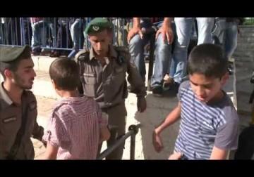 الأحداث اليومية في مدينة القدس المحتلة