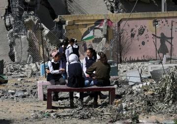 رغم الدمار.. غزة تُحب الحياة