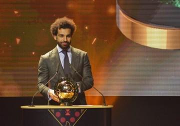 للمرة الثانية.. محمد صلاح ينال لقب أفضل لاعب أفريقي