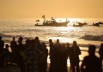 غزة والبحر والحصار.. المسير 17