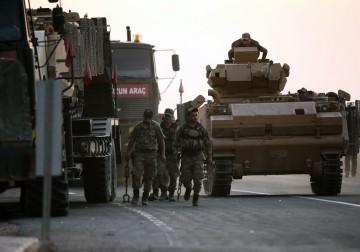 العدوان التركي على الشمال السوري