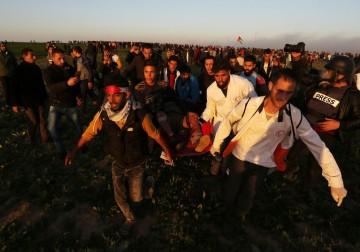"""عشرات الاصابات خلال قمع الاحتلال لجمعة """"مقاومة التطبيع"""""""