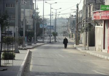 كورونا.. بدء سريان الإغلاق الجزئي ومنع حركة المركبات في قطاع غزة