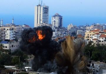 العدوان الصهيوني على غزة