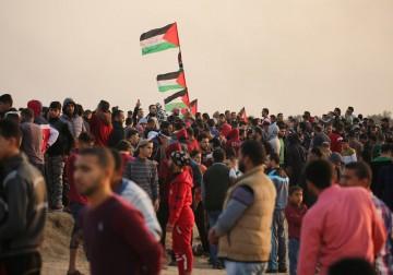 جمعة التضامن مع الشعب الفلسطيني