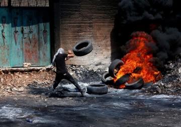 مواجهات عنيفة مع الاحتلال خلال المسيرات الأسبوعيّة بالضفة