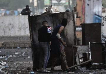 احتجاجات العراق تتواصل