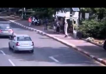عملية الطعن التي وقعت في منطقة رعنانا بمدينة تل ابيب أمس