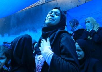 غزة تودّع شهداء الجمعة 57 من مسيرات العودة