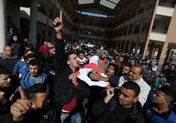 أعدمهما الاحتلال أمس.. غزّة تُودع طفليْها: حسن وحمزة
