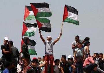 الفلسطينيون يحيون ذكرى النكبة 71 في الوطن والشتات