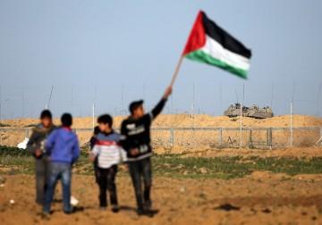 صور من جمعة صمودنا سيكسر الحصار