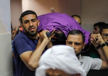 3 شهداء جراء قصف صهيوني شمال قطاع غزة