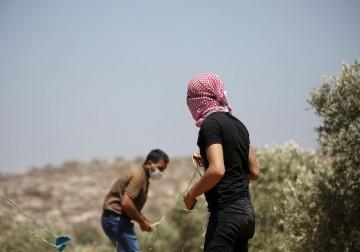 مواجهات مع قوات الاحتلال خلال المسيرات الأسبوعية بالضفة