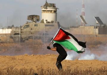 إصابات خلال قمع الاحتلال للمُشاركين في جمعة يوم الأسير