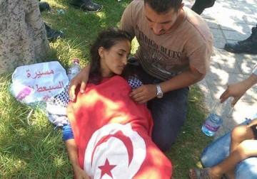 حملة أمنيّة ضد حراك الـ17 بتونس