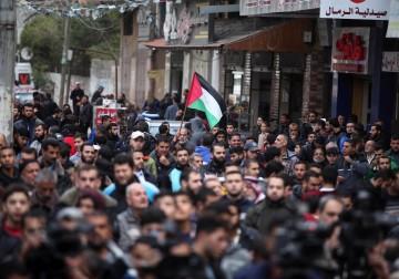 غزة.. مسيرات جماهيرية تأييدًا للمقاومة ودعمًا للأسرى