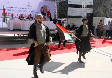 حكومة الوفاق الوطني تفتتح برج الظافر (4) في غزة