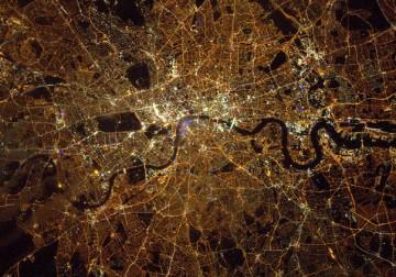 صور ملتقطة من الفضاء