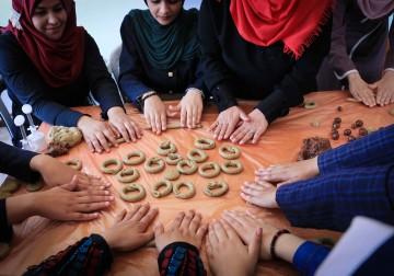 كعك غزة