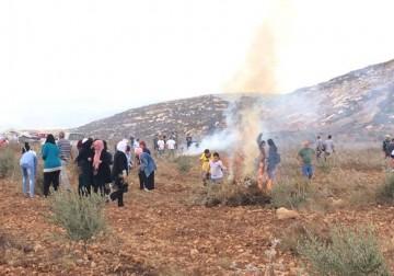 إتحاد لجان العمل الزراعي ينظم يوماً زراعياً شمال رام الله