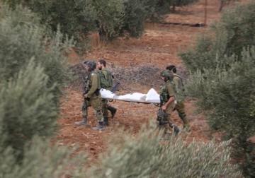 الاحتلال ينتشل جثة شاب وجد مدفوناً جنوب الخليل