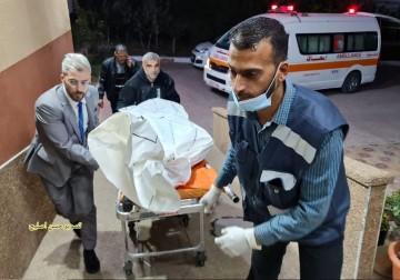 وصول جثمان الشهيد جاسر أبو جزر إلى قطاع غزة