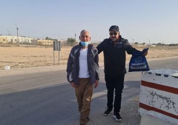 بعد 35 عاماً من الاعقال في سجون الاحتلال رشدي أبو مخ حراً طليقاً