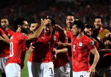 كأس الأمم الأفريقية.. مصر تفوز على زيمبابوي في مباراة الافتتاح
