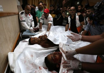 غزة اليتيمة