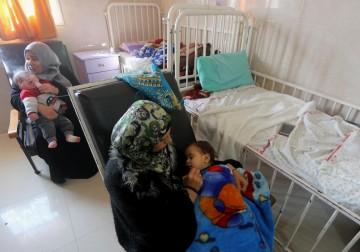 تفاقم أزمة الكهرباء في المرافق الصحية شمال قطاع غزة بعد نفاذ الوقود المُشغل للمولدات الكهربائية
