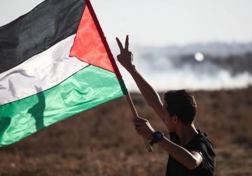 """شهيد وإصابات خلال قمع المُشاركين في جمعة """"المصالحة خيار شعبنا"""""""