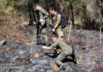 رعب الشمال.. الاحتلال يتفحّص مكان العملية التي نفذها حزب الله