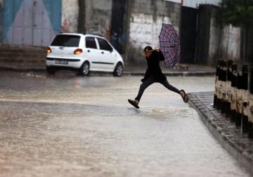 أمطار الخير|غزة
