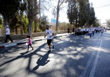رام الله: سباق