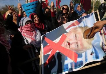 استمرار الرفض الشعبي لقرار ترامب بشأن القدس